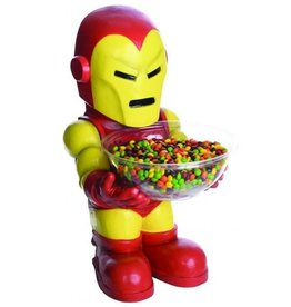 RUBIES MI1 IRON MAN CANDY BOWL HOLDE