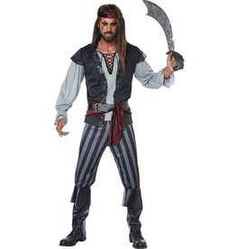 California Costumes COSTUME ADULTE PIRATE VOYOU