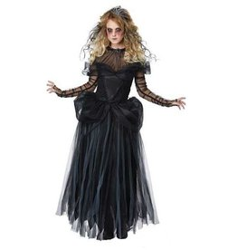 California Costumes COSTUME ADULTE PRINCESSE SOMBRE -