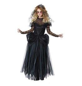 California Costumes COSTUME ADULTE PRINCESSE SOMBRE -