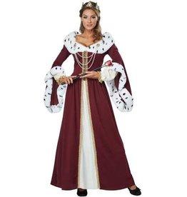 California Costumes COSTUME ADULTE REINE DE COMPTE DE FÉE