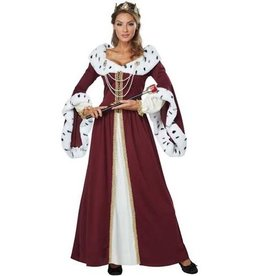 California Costumes COSTUME ADULTE REINE DE CONTE DE FÉE