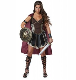 California Costumes COSTUME ADULTE GLADIATEURE GLORIEUSE