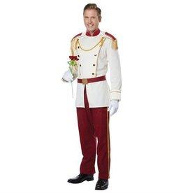California Costumes COSTUME ADULTE PRINCE DE CONTE DE FÉE