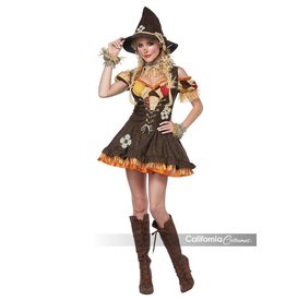 California Costumes *COSTUME ADULTE ÉPOUVANTAIL DELUXE -