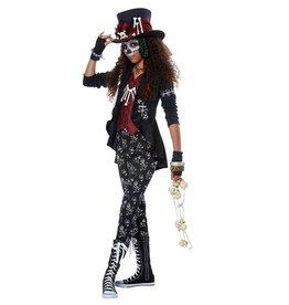 California Costumes COSTUME ADOLESCENT SORCIER VOODOO -