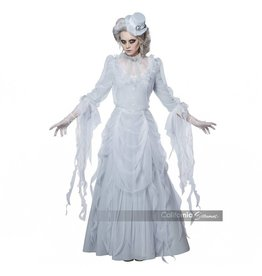 California Costumes COSTUME ADULTE FEMME FANTÔME -