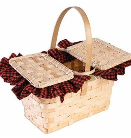 Forum Novelty PANIER CHAPERON ROUGE