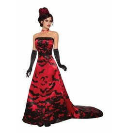 Forum Novelty COSTUME ADULTE REINE VAMPIRE - STD