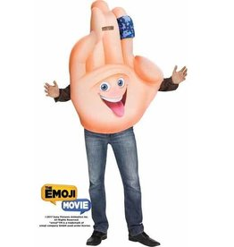 FUN WORLD *COSTUME ADULTE EMOJI LE FILM - HI-5 - STD