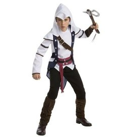 PALAMON COSTUME ADOLESCENT ASSASSIN'S CREED CONNOR