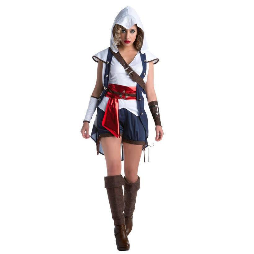 Creed Connor Shop Adulte Palamon Party Femme Assassin's Costume Iii E29DHIW