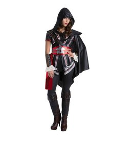 PALAMON COSTUME ADULTE FEMME ASSASSIN'S CREED - EZIO AUDITORE