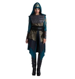 PALAMON COSTUME ADULTE FEMME ASSASSIN'S CREED - MARIA