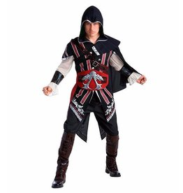 PALAMON COSTUME ADULTE DELUXE ASSASSIN'S CREED EZIO AUDITORE