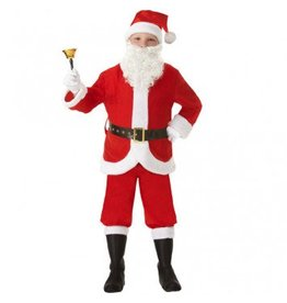 Amscan COSTUME DE PERE NOEL ENFANT MEDIUM