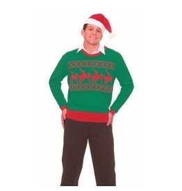 Forum Novelty UGLY SWEATER DE NOEL