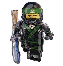 Anagram BALLON MYLAR SUPERSHAPE LEGO NINJAGO