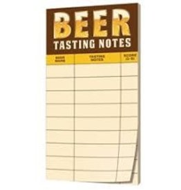 Creative Converting CALEPINS DE NOTES POUR POINTAGE DES BIÈRES - BEERS & CHEERS