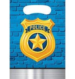 Creative Converting SAC À SURPRISE (8) - POLICE