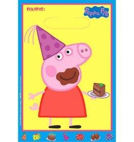 Amscan SAC À SURPRISES - PEPPA PIG (8)