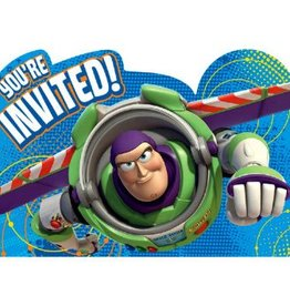 Amscan INVITATIONS (8) - TOY STORY