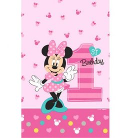 Amscan NAPPE DISNEY MINNIE 1 AN