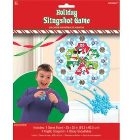 Amscan HOLIDAY SLINGSHOT GAME