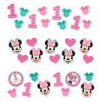 Amscan CONFETTIS 1.2OZ DISNEY MINNIE 1 AN