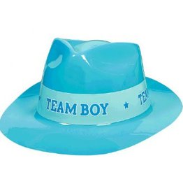 Amscan CHAPEAU DE PLASTIQUE TEEM BOY - GIRL OR BOY