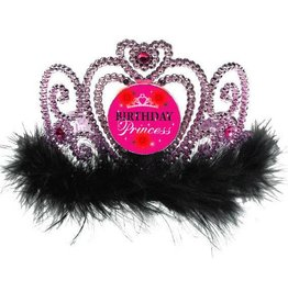"Amscan TIARE LUMINEUX ""BIRTHDAY PRINCESS"""