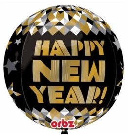 Anagram BALLON ORBZ NEW YEAR EFFET DORÉ