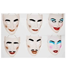 Forum Novelty MASQUE TRANSPARENT