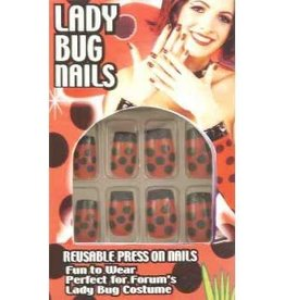 Forum Novelty FAUX ONGLES DE COCCINELLE
