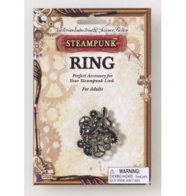 Forum Novelty BAGUE A ENGRENAGE - STEAMPUNK