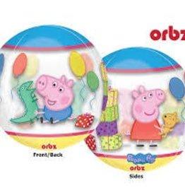 Anagram BALLON ORBZ PEPPA PIG