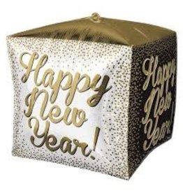 Anagram BALLON CUBEZ HAPPY NEW YEAR