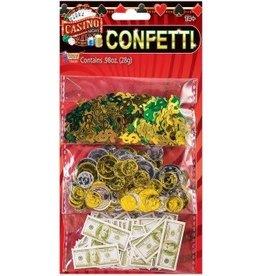 Forum Novelty CONFETTI - CASINO