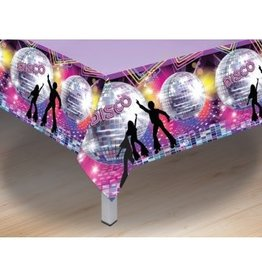 Forum Novelty NAPPE EN PLASTIQUE 54X108 - DISCO