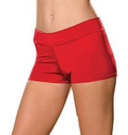 Dreamgirl HOT SHORT EXTENSIBLE ROUGE S-M