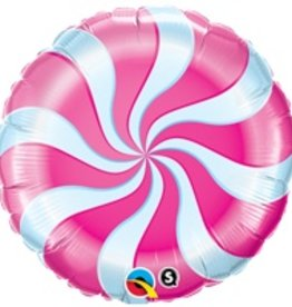 Qualatex BALLON MYLAR 18PO LOLLIPOP
