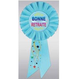 Beistle Co. AWARD RIBBON - BONNE RETRAITE