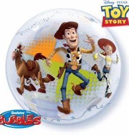 "Qualatex TOY STORY 22"" BUBBLES"