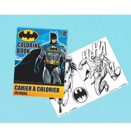 Amscan BATMAN COLORBOOK