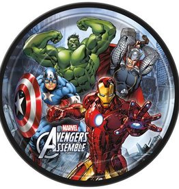 Unique ASSIETTES 9PO AVENGERS ASSEMBLE (8)