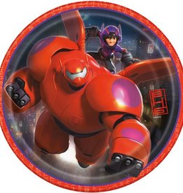Unique PLATES 9 INCHES BIG HERO 6 (8)
