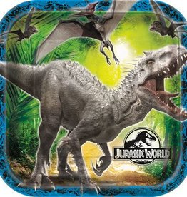 Unique PLATES 9 INCHES JURASIC PARK (8)