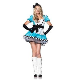 Leg Avenue COSTUME CHARMING ALICE