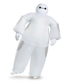 Disguise COSTUME ADULTE BAYMAX GONFLABLE STD