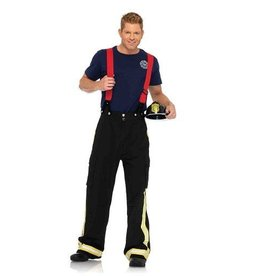 Leg Avenue COSTUME FIREMAN CAPTAIN